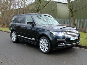 2013 RANGE ROVER 3.0TD VOGUE AUTOBIOGRAPHY - UK CAR! For Sale