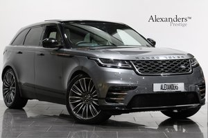 2017 17 RANGE ROVER VELAR FIRST EDITION D300 3.0 AUTO
