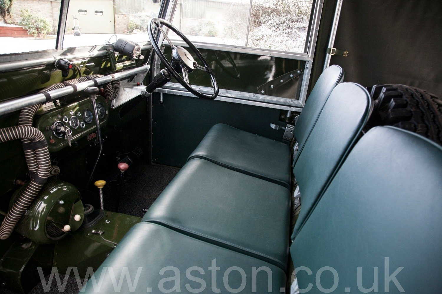 "1950 Land Rover Series 1 80"" World Class Restoration For Sale (picture 2 of 6)"