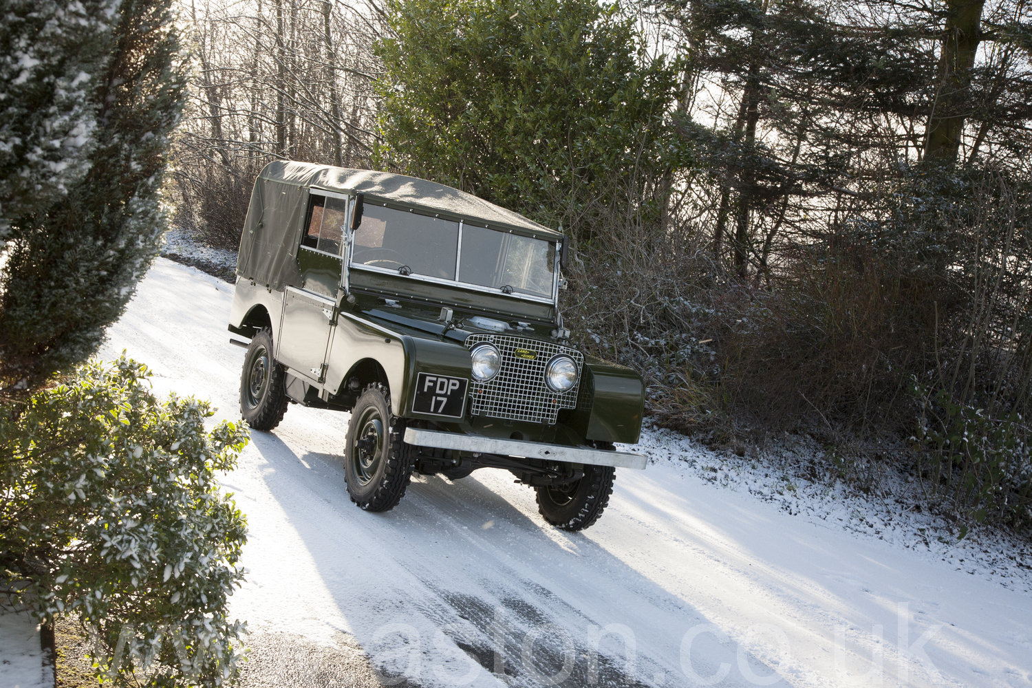 "1950 Land Rover Series 1 80"" World Class Restoration For Sale (picture 6 of 6)"