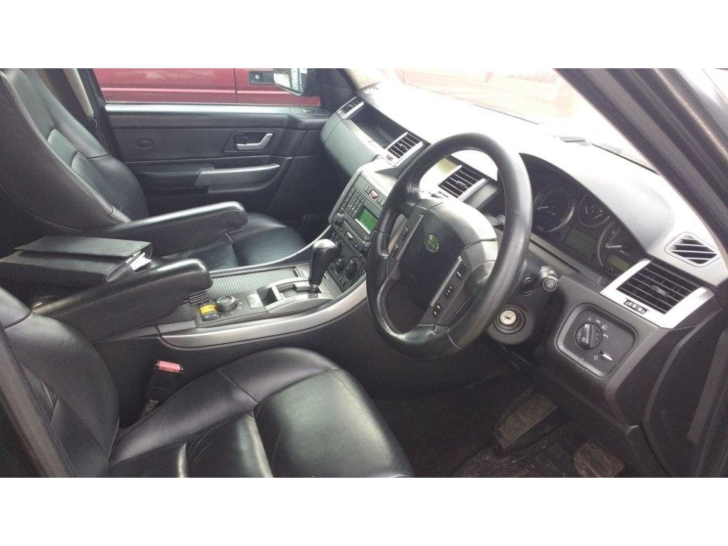 2006 Land Rover Range Rover Sport 2.7 TD V6 HSE OVERFINCH LOOK For Sale (picture 3 of 6)