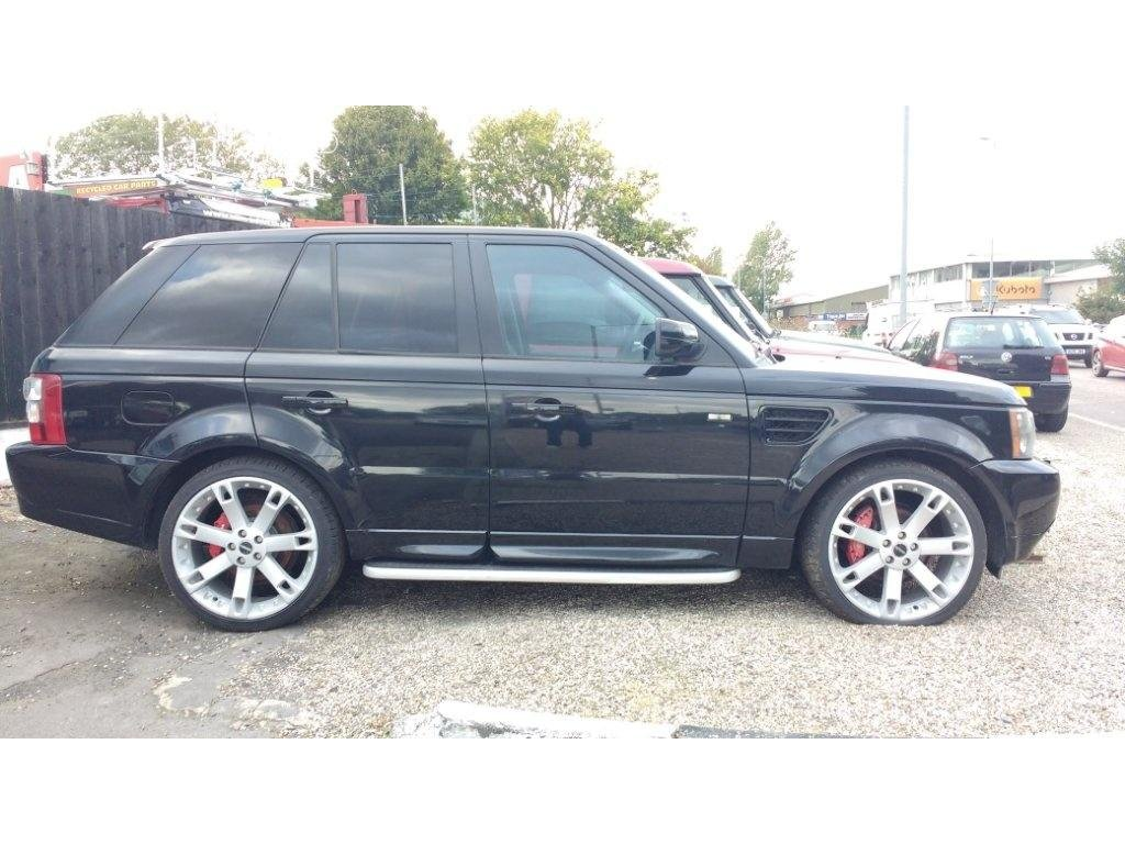 2006 Land Rover Range Rover Sport 2.7 TD V6 HSE OVERFINCH LOOK For Sale (picture 4 of 6)