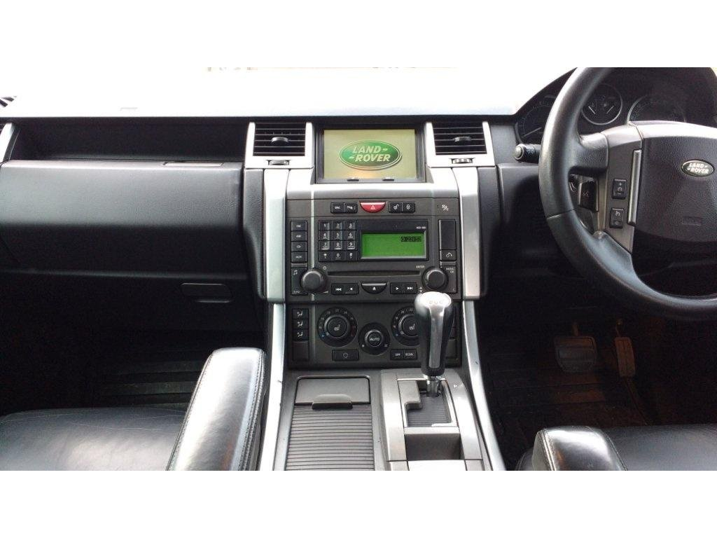 2006 Land Rover Range Rover Sport 2.7 TD V6 HSE OVERFINCH LOOK For Sale (picture 5 of 6)