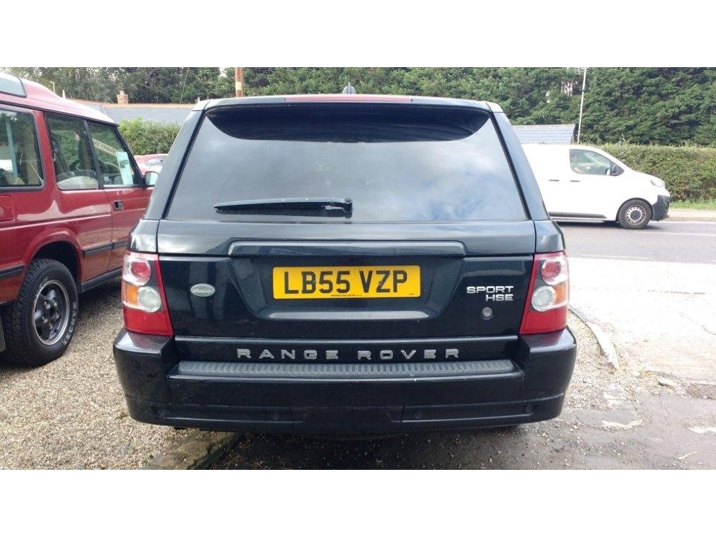 2006 Land Rover Range Rover Sport 2.7 TD V6 HSE OVERFINCH LOOK For Sale (picture 6 of 6)