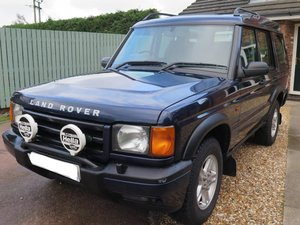 2001 Land Rover discovery 2 3 owners fsh 74,000