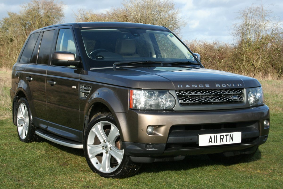 2011 Range Rover Sport 3.0 TDV6 HSE Luxury Auto SOLD (picture 1 of 6)