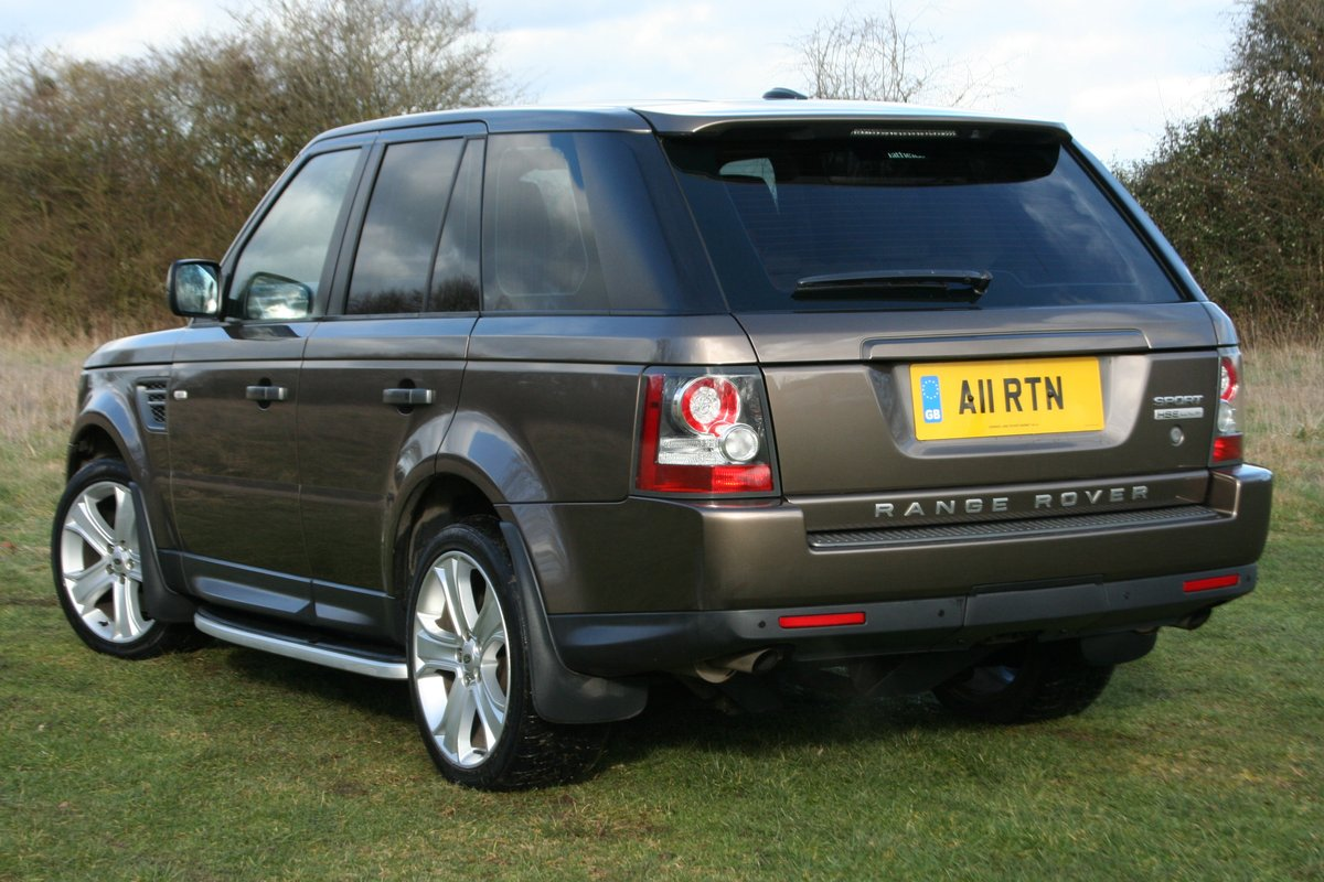 2011 Range Rover Sport 3.0 TDV6 HSE Luxury Auto SOLD (picture 6 of 6)
