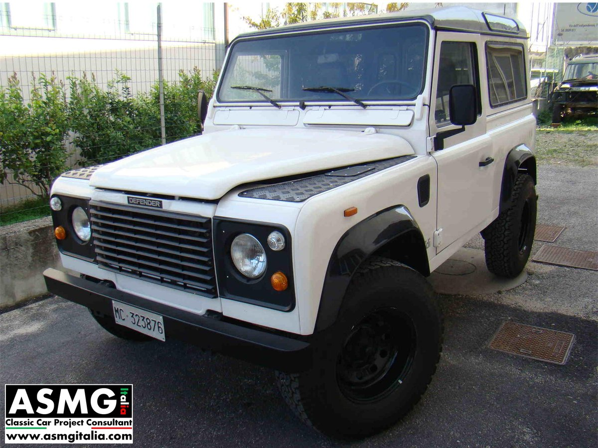 1989 Land Rover 90 for sale For Sale (picture 1 of 6)