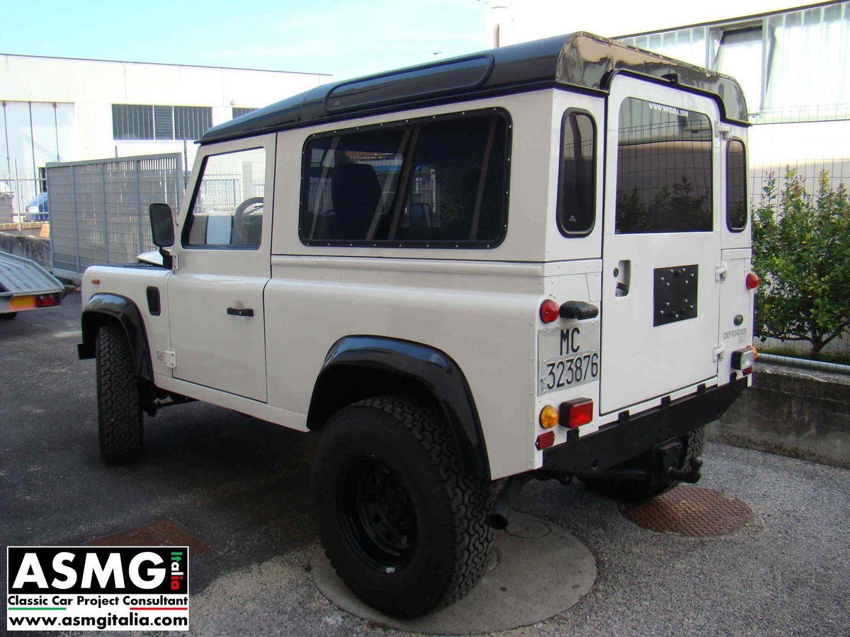 1989 Land Rover 90 for sale For Sale (picture 2 of 6)