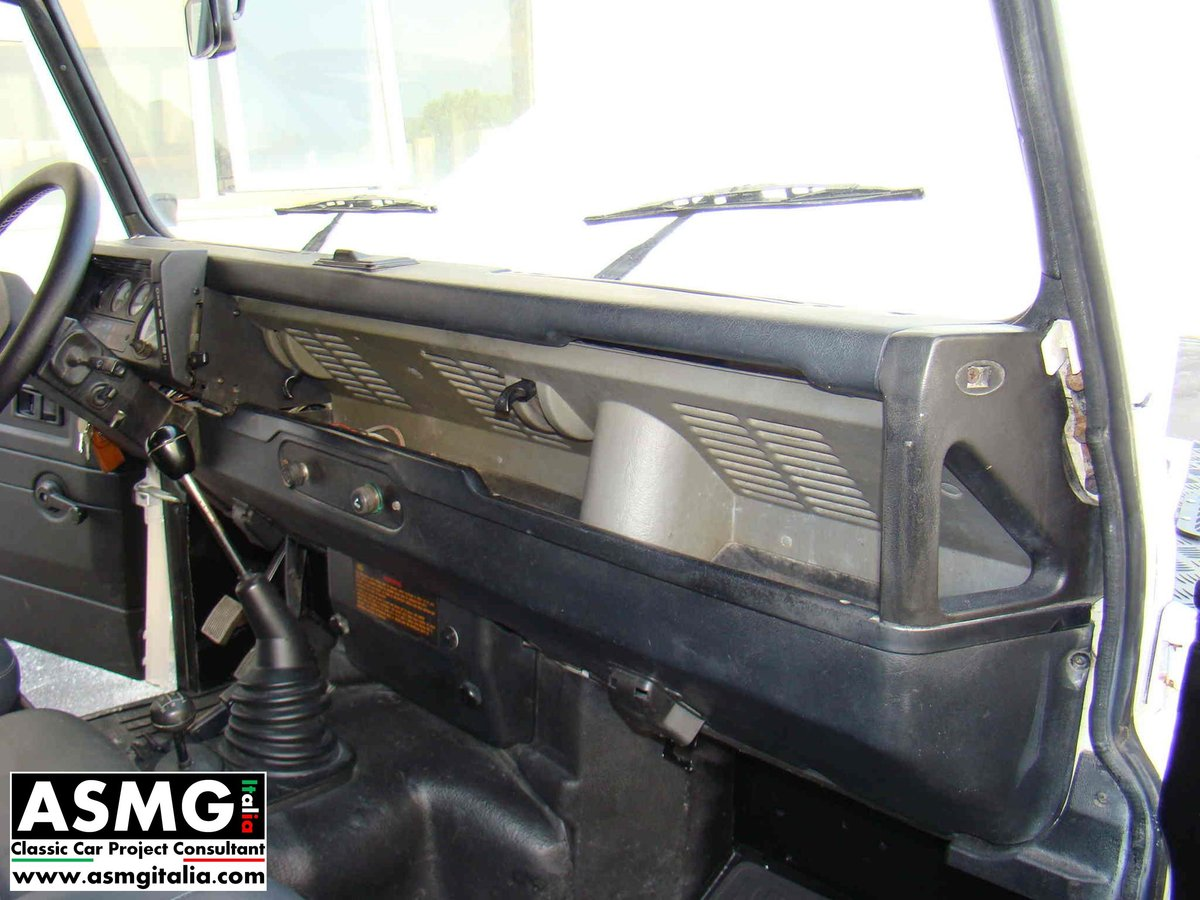 1989 Land Rover 90 for sale For Sale (picture 4 of 6)