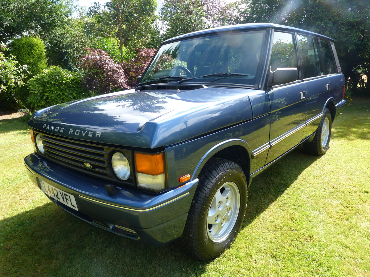 1994 Range Rover Vogue LSE  For Sale (picture 1 of 6)