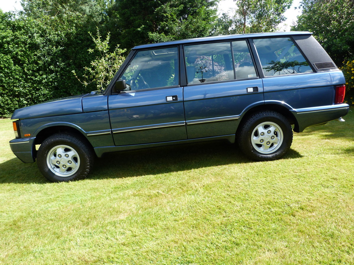 1994 Range Rover Vogue LSE  For Sale (picture 2 of 6)