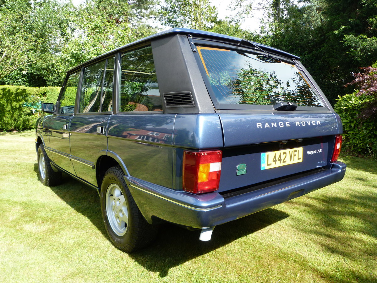 1994 Range Rover Vogue LSE  For Sale (picture 3 of 6)