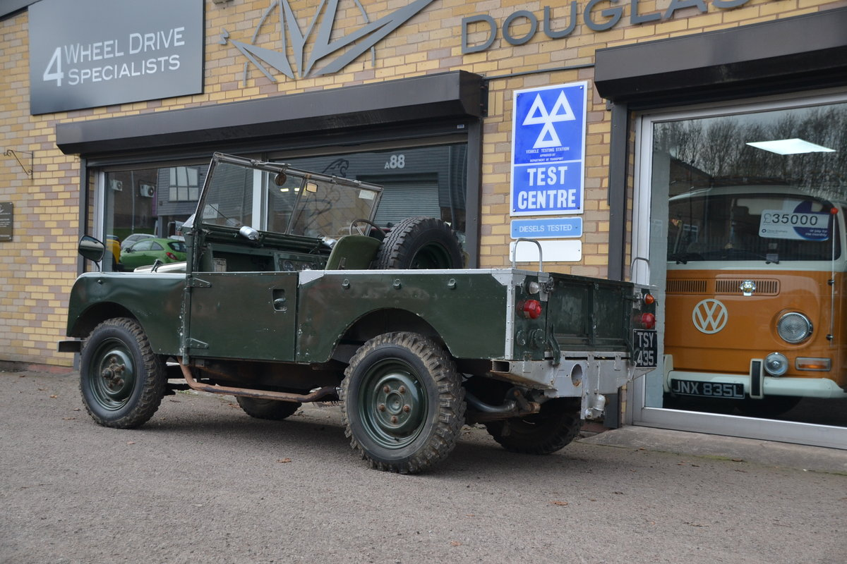 1958 Land Rover Series 1 88 For Sale (picture 3 of 6)
