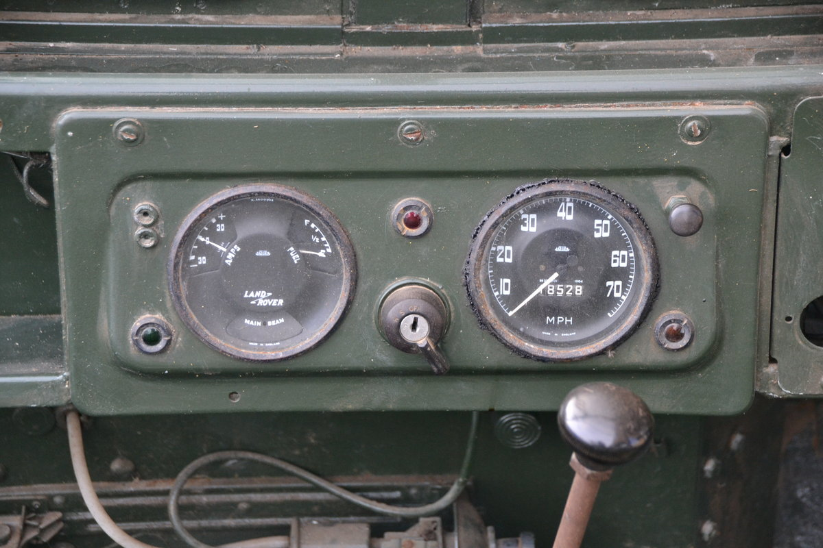 1958 Land Rover Series 1 88 For Sale (picture 5 of 6)