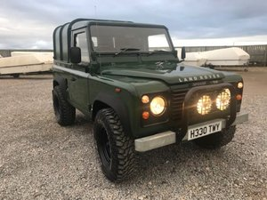 1990 Land Rover ® 90 *Galvanised Chassis* (TWY) SOLD