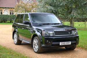 2010 Land Rover Range Rover Sport 3.0 TDV6 HSE 5dr CommandShift A For Sale