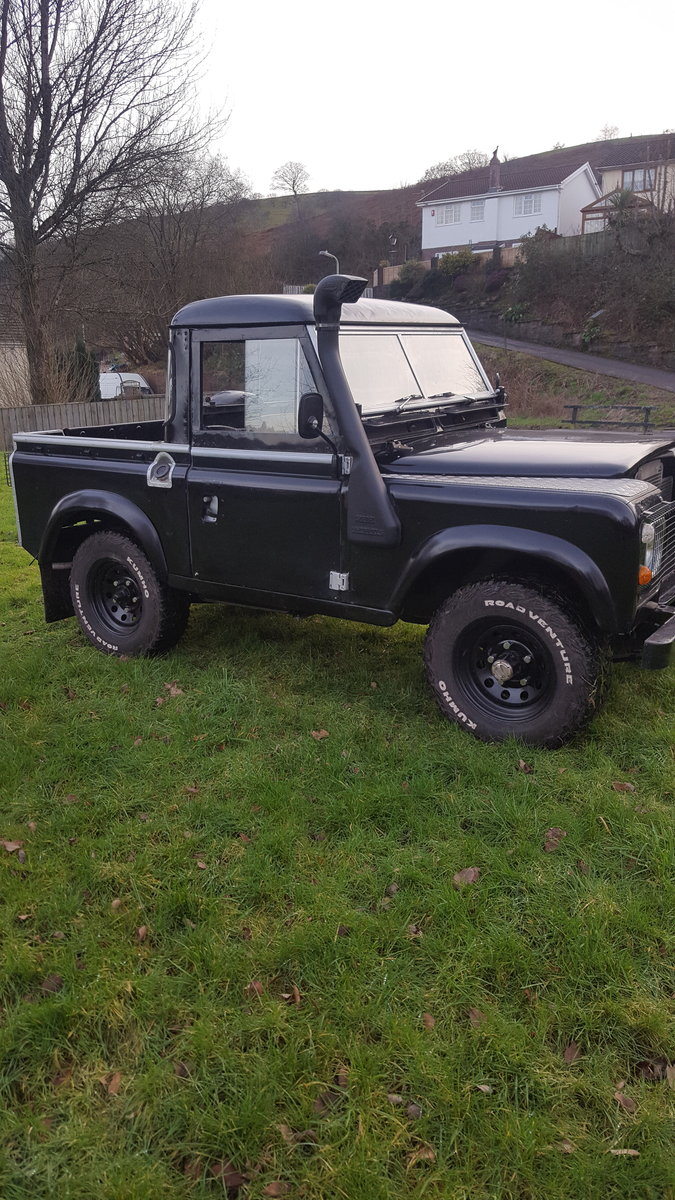 Landrover series 3 diesel 1972 For Sale (picture 1 of 6)