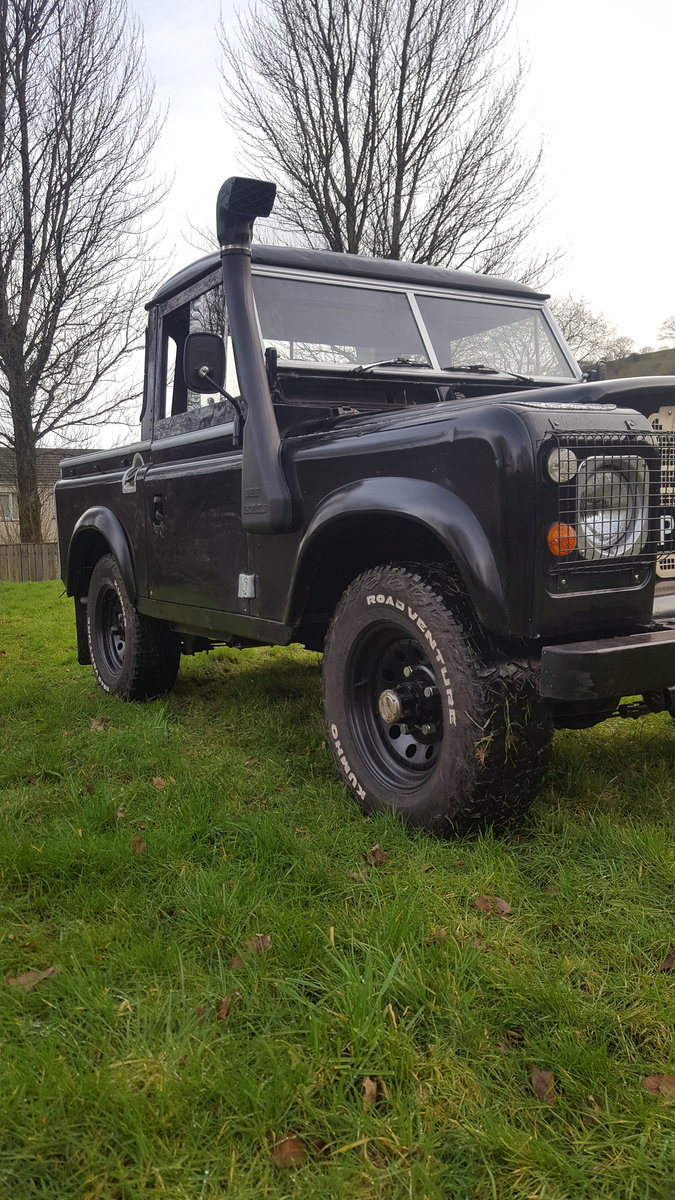 Landrover series 3 diesel 1972 For Sale (picture 2 of 6)
