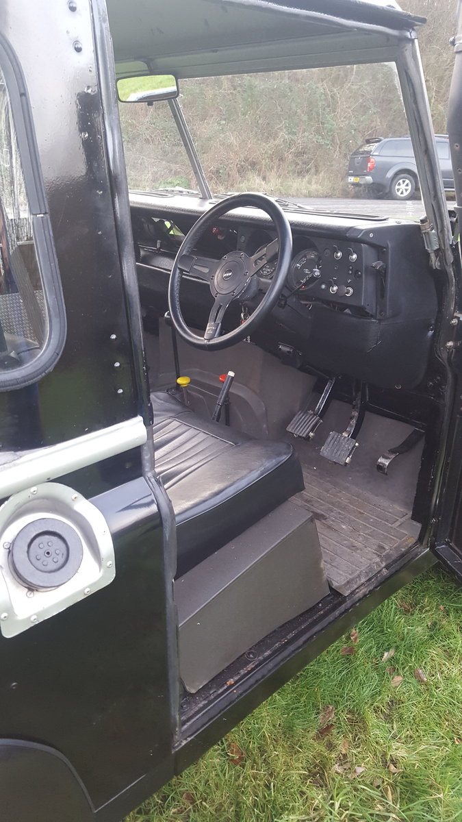Landrover series 3 diesel 1972 For Sale (picture 4 of 6)