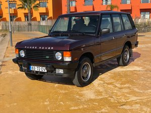 1994 range rover 300tdi LHD completely restored For Sale