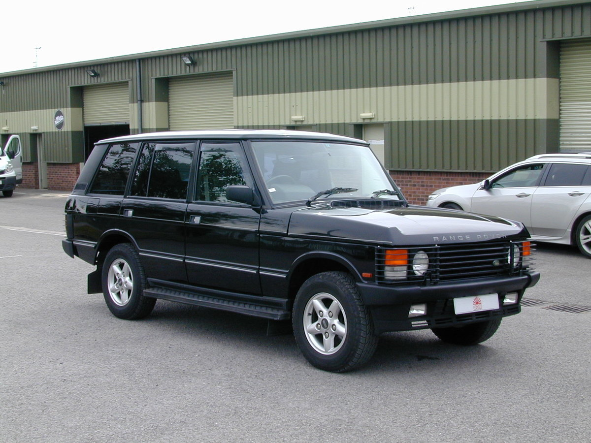1994 RANGE ROVER CLASSIC 4.2 LSE RHD - VERY SPECIAL CAR!! For Sale (picture 1 of 6)