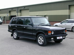 1994 RANGE ROVER CLASSIC 4.2 LSE RHD - VERY SPECIAL CAR!! For Sale