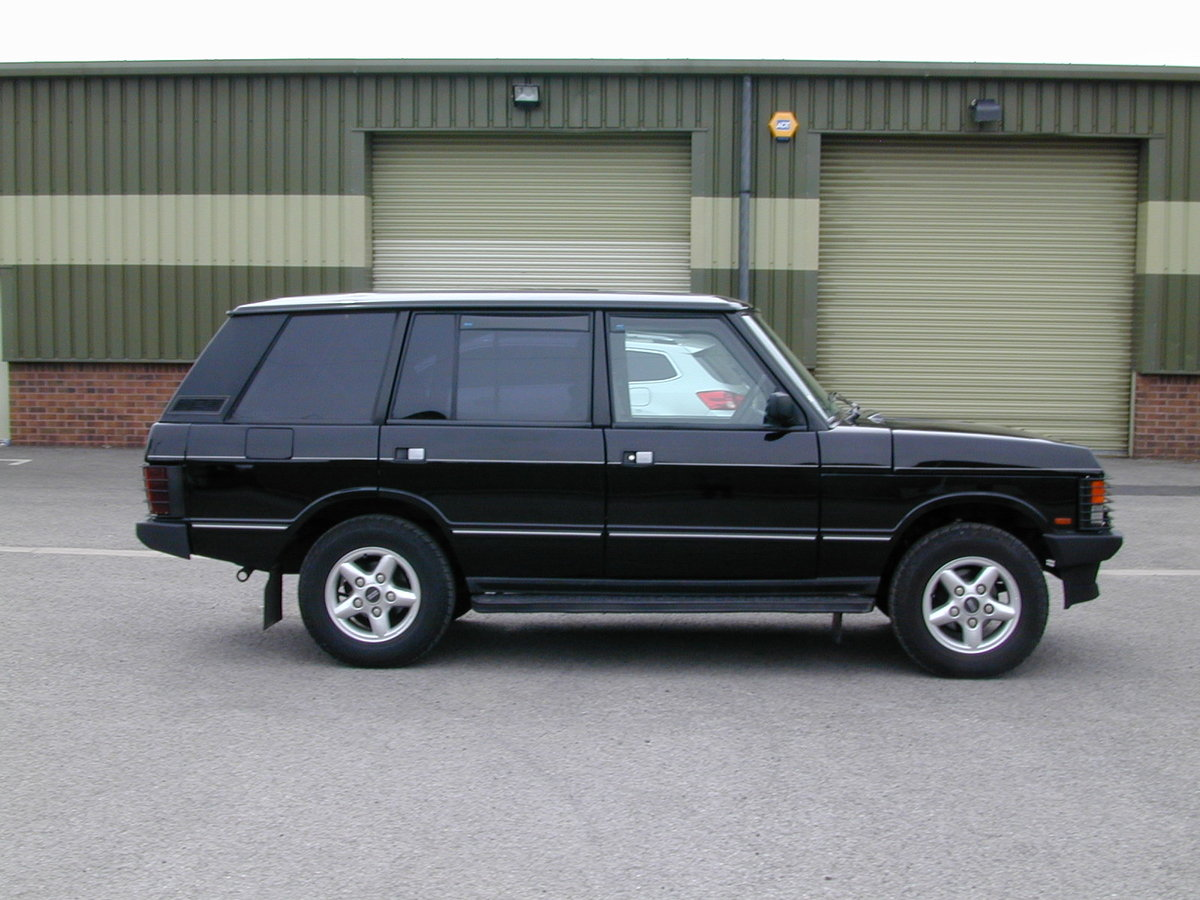 1994 RANGE ROVER CLASSIC 4.2 LSE RHD - VERY SPECIAL CAR!! For Sale (picture 2 of 6)