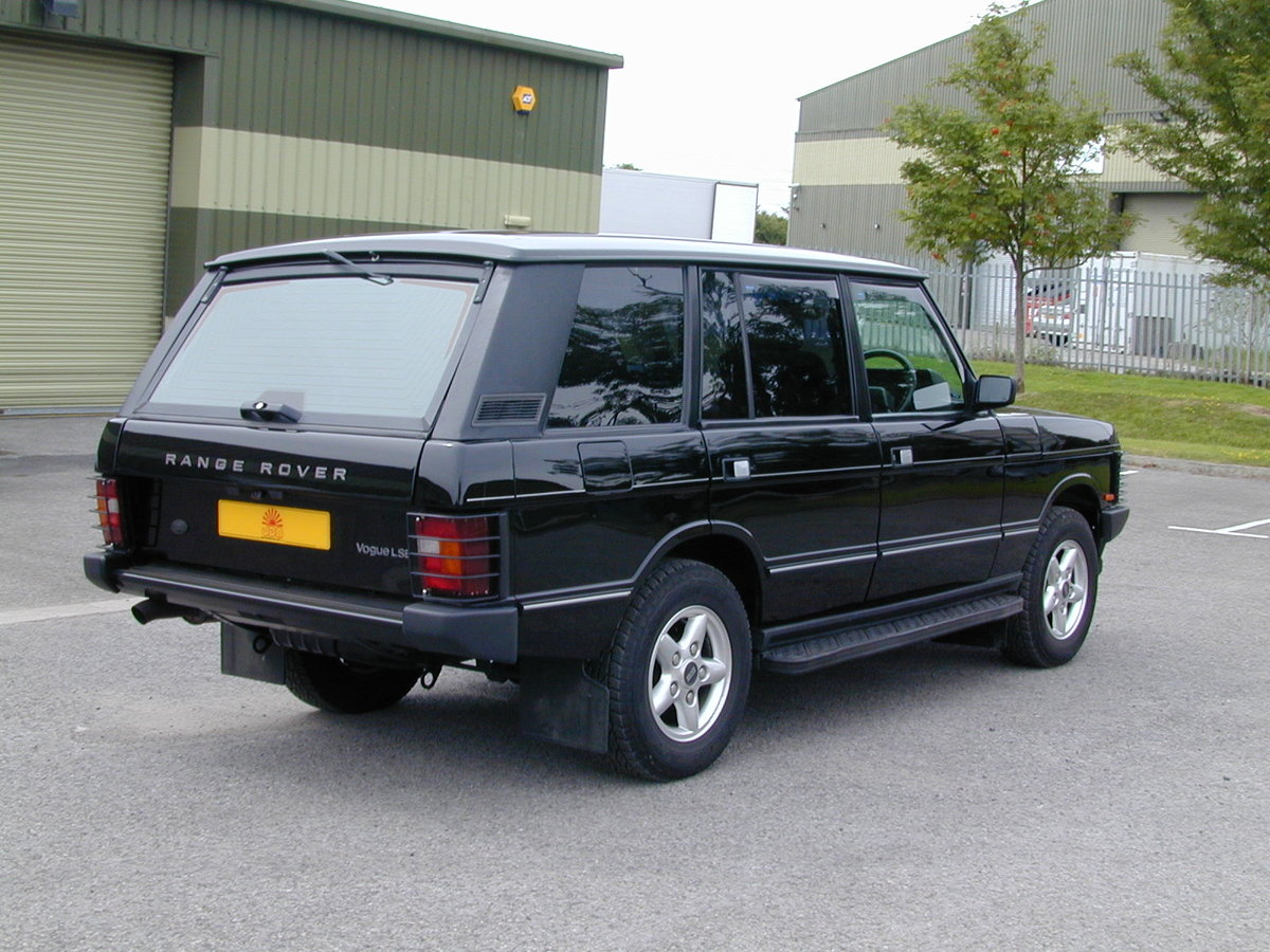1994 RANGE ROVER CLASSIC 4.2 LSE RHD - VERY SPECIAL CAR!! For Sale (picture 3 of 6)