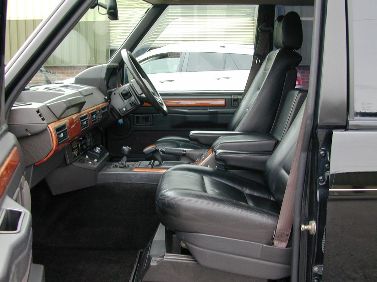 1994 RANGE ROVER CLASSIC 4.2 LSE RHD - VERY SPECIAL CAR!! For Sale (picture 4 of 6)