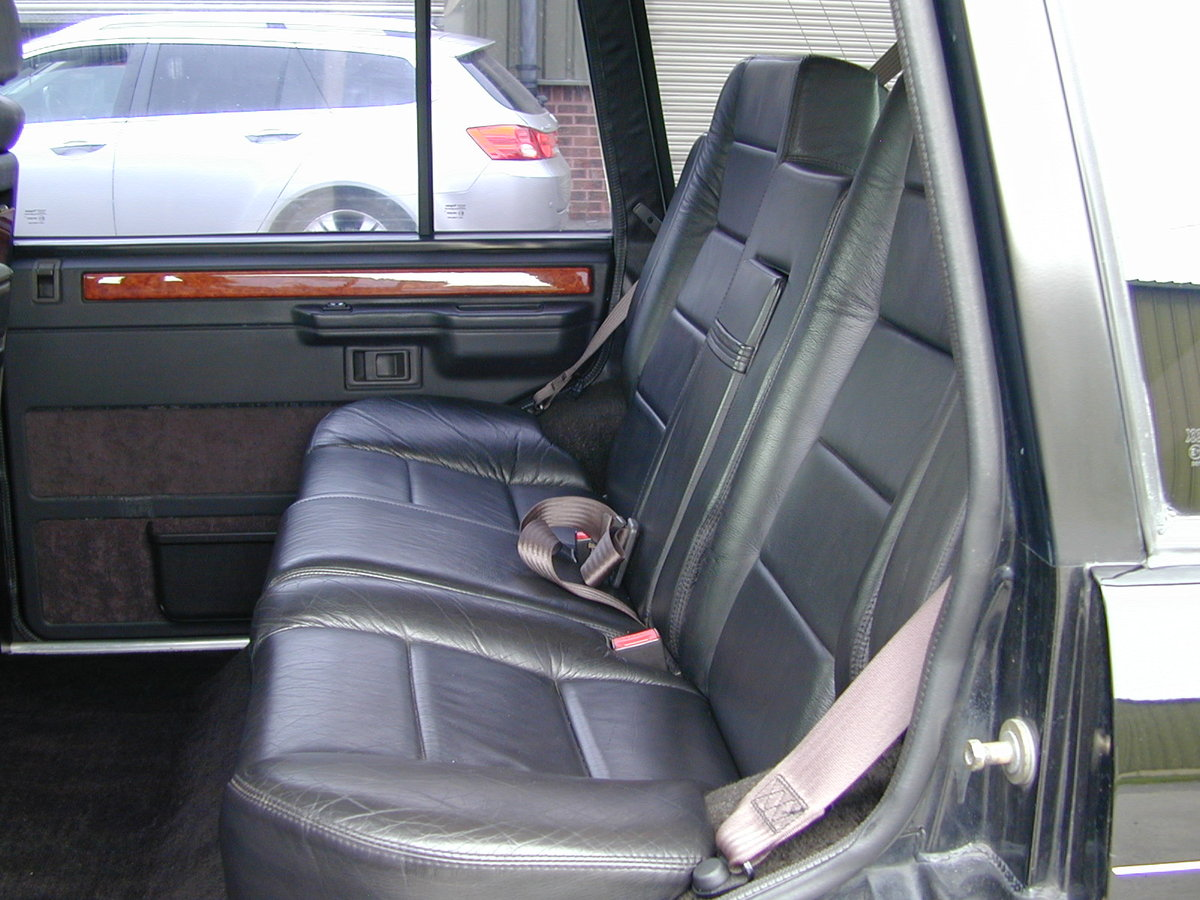 1994 RANGE ROVER CLASSIC 4.2 LSE RHD - VERY SPECIAL CAR!! For Sale (picture 6 of 6)