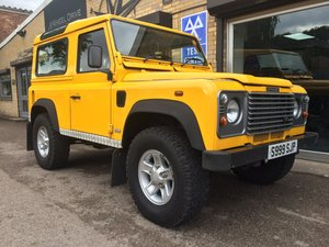 Land Rover DEFENDER 90 TD5 County (2003) For Sale