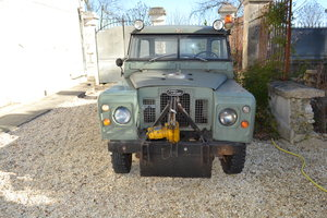 1969 LEFT HAND DRIVE Land Rover Series 2A 88 For Sale