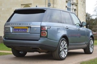 2018 Range Rover Autobiography SDV8 - 13,000 Miles For Sale (picture 4 of 6)