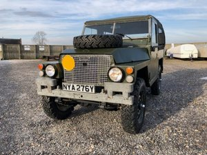 1983 Land Rover Lightweight (NYA) For Sale