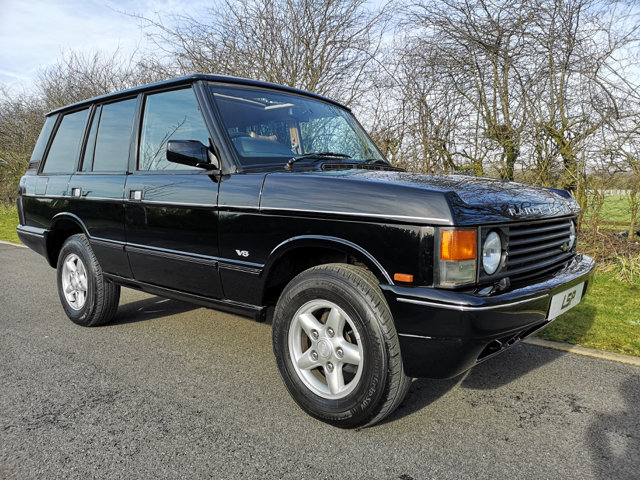 1995 Range Rover Classic TWR For Sale (picture 3 of 6)