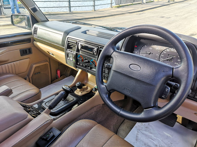 1995 Range Rover Classic TWR For Sale (picture 5 of 6)