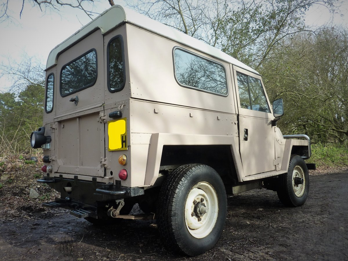 1970 Land Rover S2 Lightweight V8 For Sale (picture 3 of 6)