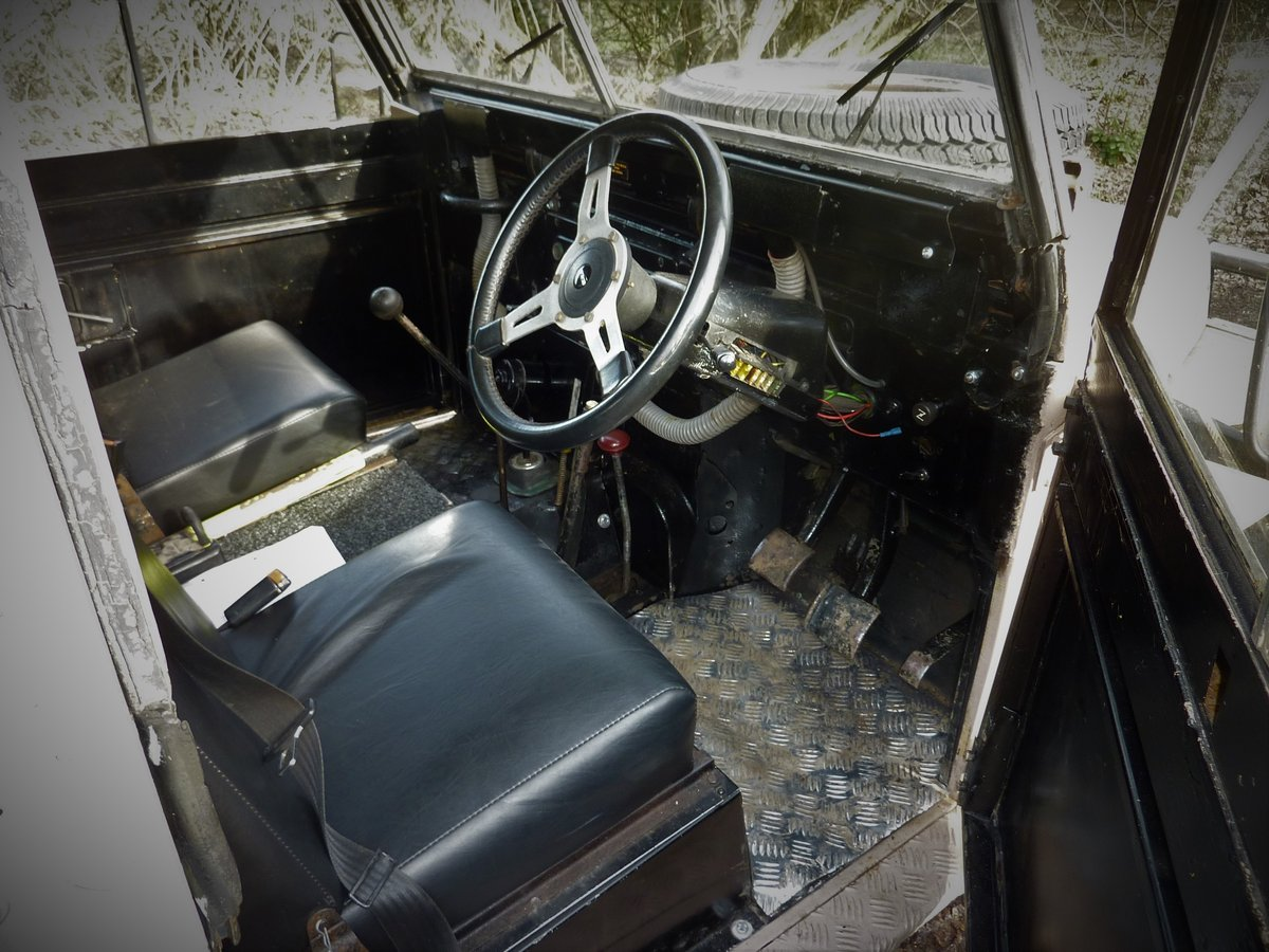 1970 Land Rover S2 Lightweight V8 For Sale (picture 6 of 6)