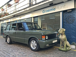 1994  Range Rover Classic Vogue LSE - 1 owner since new