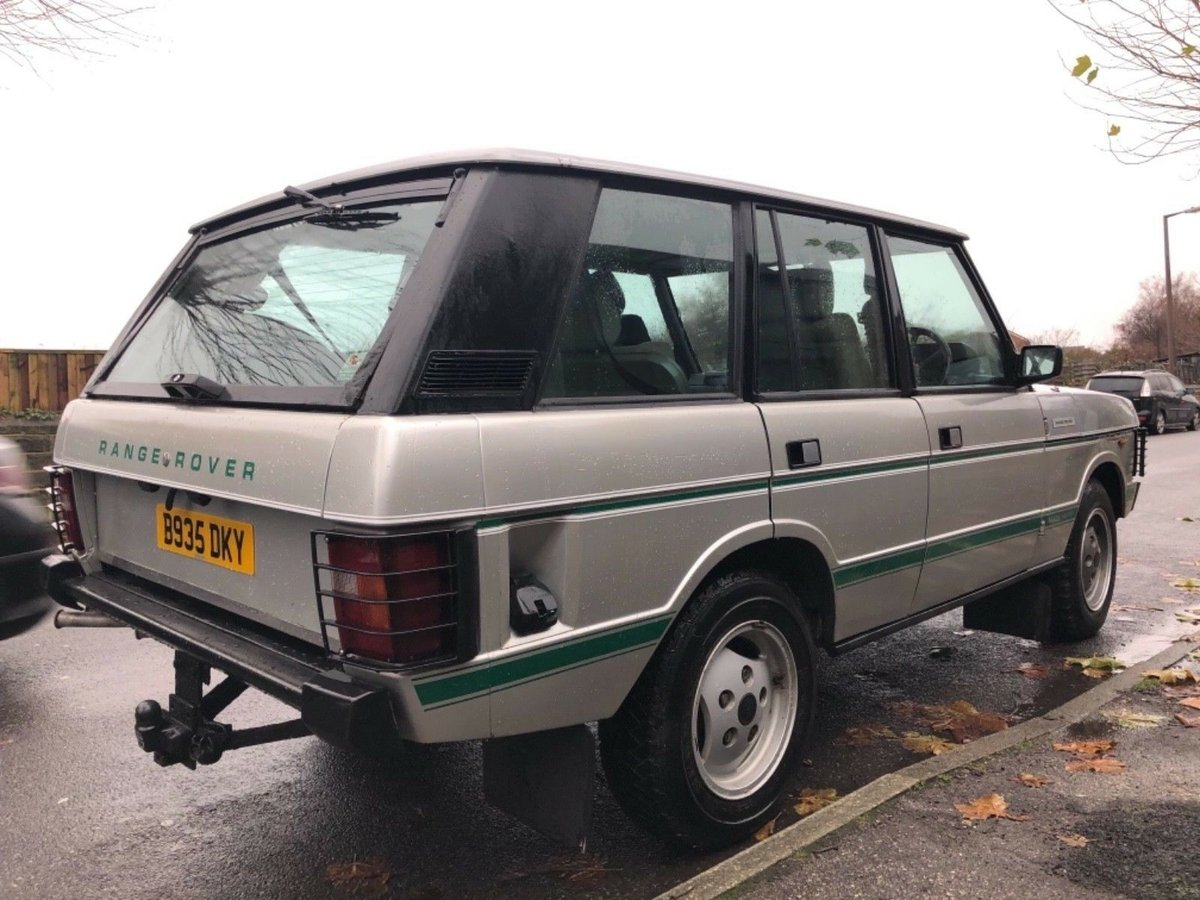 1985 65000 miles 5 Speed Manual For Sale (picture 4 of 6)
