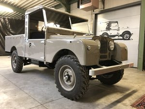 1956 Land rover series one 107""