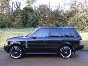 Range Rover Vogue TDV8 Auto.. Fully Loaded Top Spec SOLD