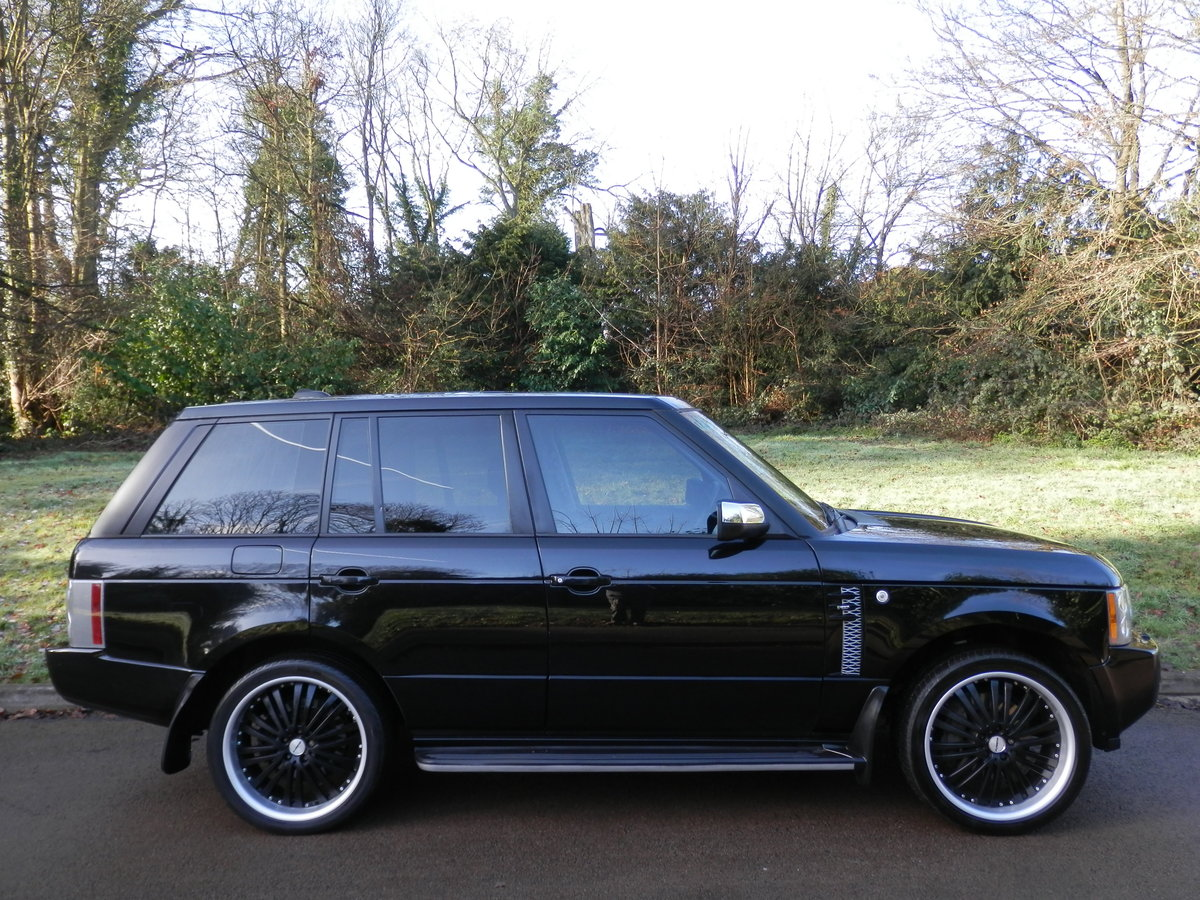 Range Rover Vogue TDV8 Auto.. Fully Loaded Top Spec SOLD (picture 6 of 6)