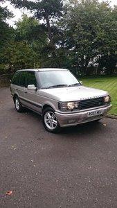 2002 Range Rover Westminster 4L P38 Petrol