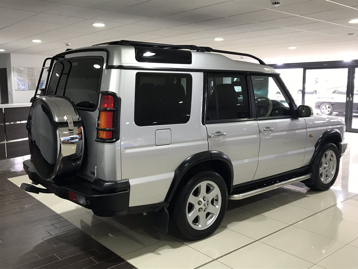 2003 LAND ROVER DISCOVERY 2 4.0 V8i ES AUTOMATIC 7 SEATER SOLD (picture 4 of 6)