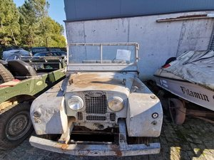 """1952 Land Rover serie I 80"""" For Sale"""