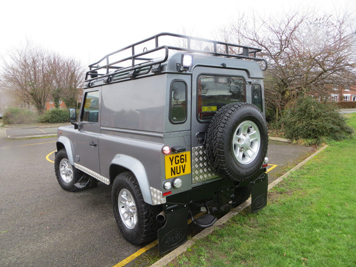 Land Rover Defender TDCi 2.5 Diesel 2011 For Sale (picture 2 of 6)