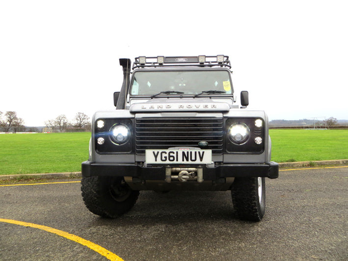 Land Rover Defender TDCi 2.5 Diesel 2011 For Sale (picture 3 of 6)