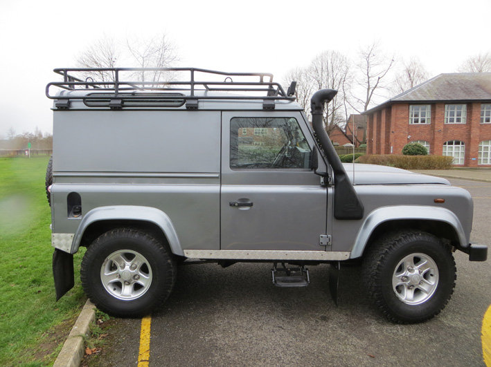 Land Rover Defender TDCi 2.5 Diesel 2011 For Sale (picture 4 of 6)